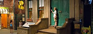 Sesame Street, Museum of Play