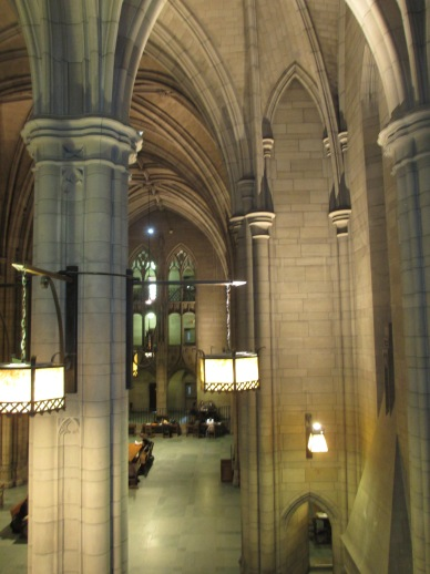 The Cathedral of Learning, University of Pittsburgh