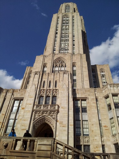 Do you think I'll get into the University of Pittsburgh Main Campus?I worry every day! Please help!?